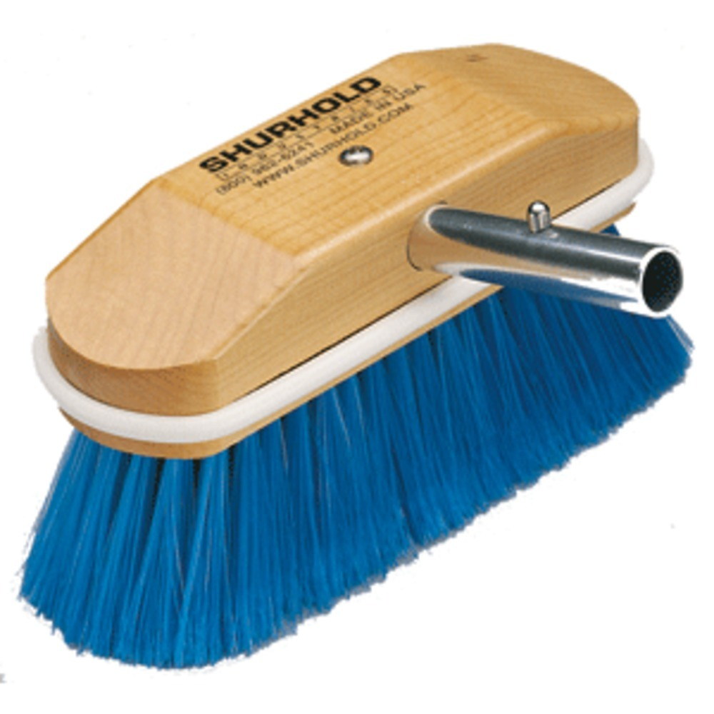 Shurhold 8 Nylon Soft Brush f/ Windows, Hulls, & Wheels
