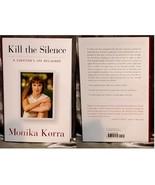 Kill the Silence by Monika Korra, 2015 - $11.00