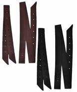 Western Horse Saddle Heavy Nylon 6' Tie Strap + Off Billet Black or Brow... - $19.80