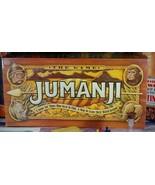 Vintage Jumanji Board Game 4407 Milton Bradley 1995 Game That Pursues You   - $39.10