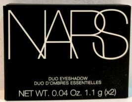 Nars Duo Eyeshadow .04 Oz - New In Box - Choose Kauai Or Pandora - $9.95