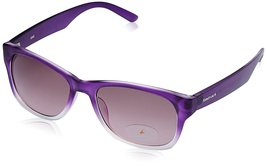Fastrack Wayfarer sunglasses (PC001PK14F|54|Purple) - $51.99