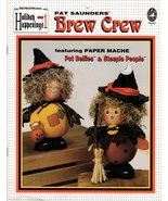 Pat Saunders' Brew Crew Holiday Happenings Series 1 Pot Bellies and Stee... - $4.95