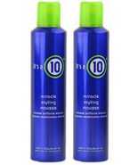 it's a 10 Miracle Styling Mousse, 9 oz (pack of 2) - $37.61