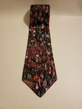 Where's Waldo by Schreter Men's Neck Tie 100% Silk Made in USA - $20.65