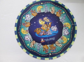 Milton Bradley Nursery Rhyme Game The Cat & the Fiddle replacement game board - $4.90
