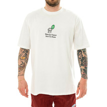 WELCOME VISITORS T-SHIRT  Bianco - $60.59