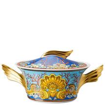 Versace by Rosenthal Ikarus Les Tresors de la Mer Covered vegetable bowl - $915.70