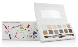 Cargo Around the World Eye Shadow Palette (12x Eye Shadow 1x Shadow Brush) - $22.76