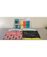 Lot of 4 Office/School Supplies - Mechanical Pencils, Highlighters, Bind... - $24.74