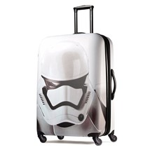 """American Tourister Star Wars Spinner 28"""" Luggage Storm Trooper 72595-4608 - $169.99"""