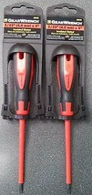 """Gearwrench 80048 5/32"""" 4.0mm x 4"""" Slotted Screwdriver 2pcs - $3.96"""