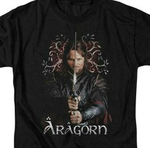 The Lord of the Rings Aragorn Ranger of the North graphic t-shirt LOR3004 image 2
