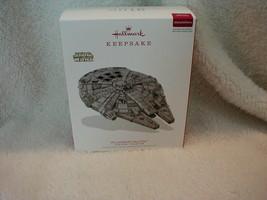 Hallmark Ornament - 2018 Millennium Falcon, Star Wars Collection Storyte... - $48.50