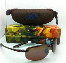 Maui Jim Sunglasses Ho'okipa Reader +1.5 H 807-1015 Tortoise w/ Bronze Polarized - $229.00