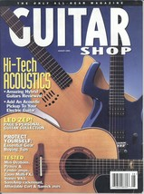 COOL Led Zeppelin 8/95 Guitar Shop Magazine! August 1995 Jimmy Page Cover! - $4.94