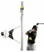 Kids Baseball Swing Hitting Trainer Pacing Timing Training Tree Pole Att... - $38.52