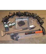 Coyote Trapping Package 12 Bridger#2 coilspring kit Fox Coyote Raccoon n... - $242.53