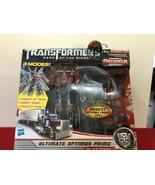 Transformers Dark of The Moon Mechtech Ultimate Optimus Prime - $85.00