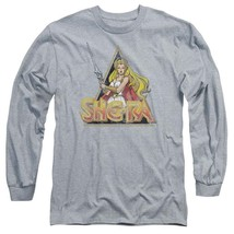 She-Ra Princess of Power Retro 80's Cartoon long sleeve graphic t-shirt DRM102C image 1