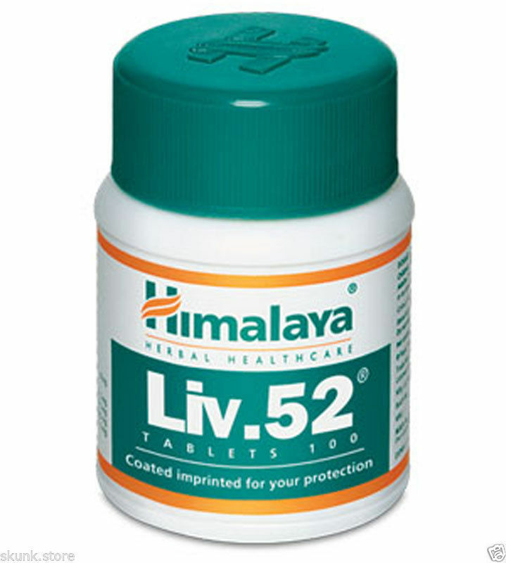 Primary image for 15x Herbal Liv 52 Free shipping 100 Liver Care Tablets Long Expiry.free shipping