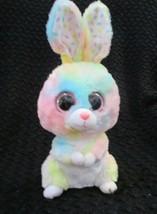 "Ty Beanie Buddy Bubby The Bunny Rabbit 13"" NO TAG - $12.86"
