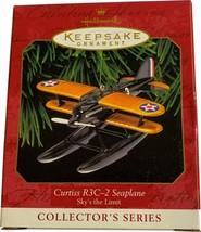 CURTISS R3C-2 Seaplane Sky's the Limit Hallmark Keepsake Ornament 1999 N... - $19.99
