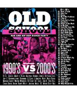 90s Vs. 2000s Hip-Hop/R&B 2cd Mixtape - $5.99