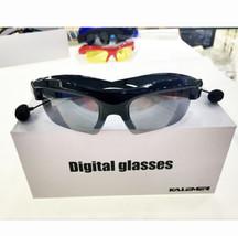 V4.0 Newest Style Bluetooth Wireless Sunglasses Headset  Headphones camera funct - $55.99