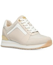 193210765552 MICHAEL Michael Kors Billie Trainer Sneakers Size 10 - $128.69