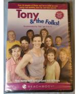 Tony & The Folks! DVD- NEW- Tony Horton- Exercise & Fitness- FREE SHIPPING - $10.00
