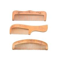 Natural Handmade Eco-friendly wooden comb(set of 3). Wooden comb for men... - £20.52 GBP