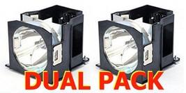 Panasonic ET-LAD7700LW ETLAD7700LW Oem Lamp For PT-D7700UK - Made By Panasonic - $1,515.95