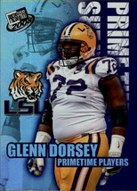 2008 Press Pass Football Primetime Players Insert Singles (Pick Your Cards) - $0.99+
