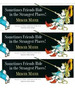 THERE'S SOMETHING IN MY ATTIC By MERCER MAYER Promotional BOOKMARK Lot o... - $19.79