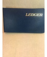Wilson Jones 0203-58BL Ledger Binder Outfit With Ledger Sheets - $28.03
