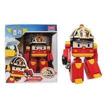 Robocar Poli - Roy Transforming Robot Toy by SilverLit - $20.23