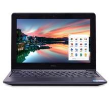 Dell Chromebook 11 Celeron 2955U Dual-Core 1.4GHz 2GB 16GB SSD 11.6 LED ... - $128.60