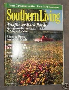 Primary image for Southern Living March 1999 Magazine