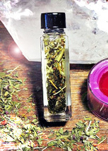 Haunted 77x Hecate Goddess Oil Sorcery Power Enhance Magick Wisdom Witch CASSIA4 - $25.00