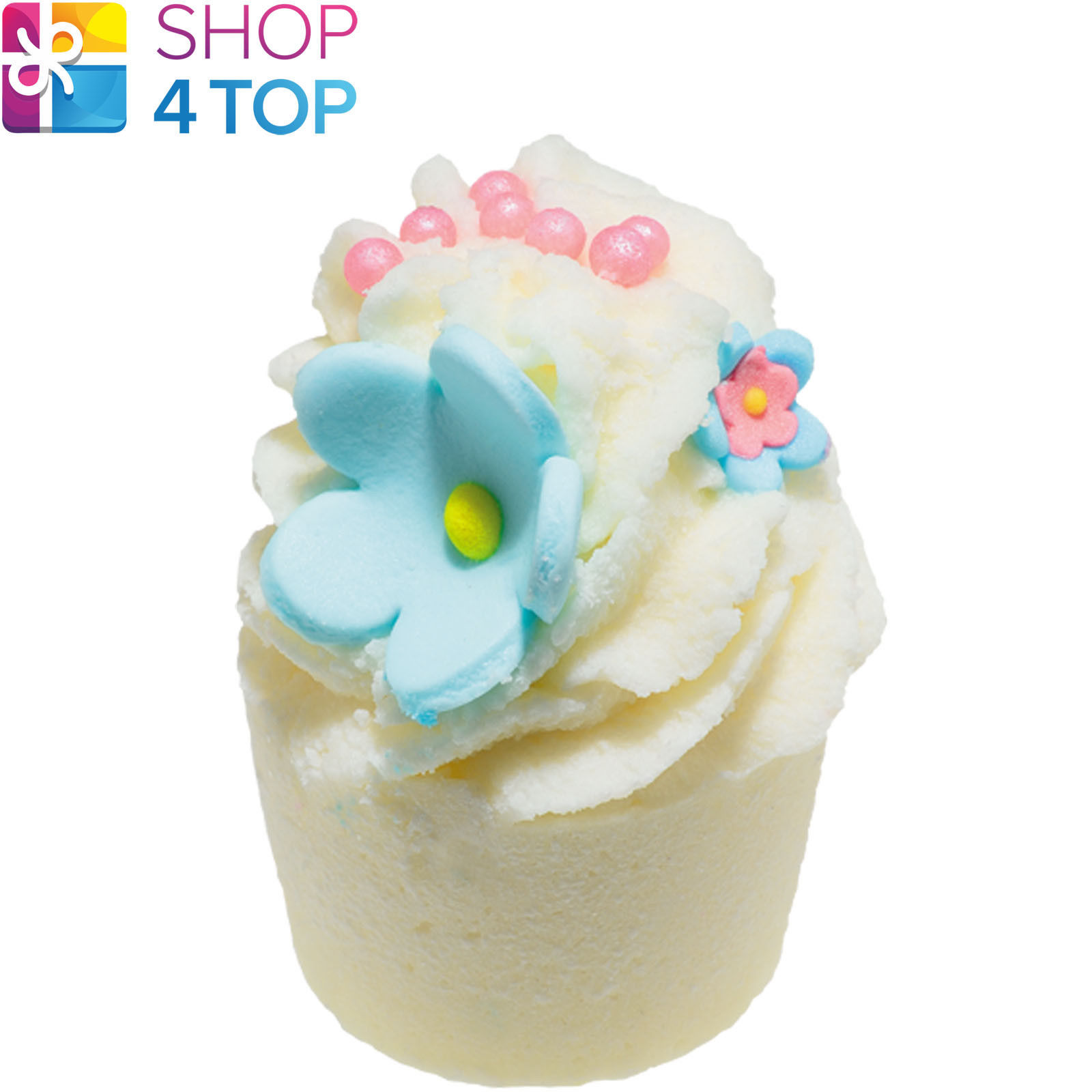 STRIKE A POSY BATH MALLOW BOMB COSMETICS FLOWERS ROSE HANDMADE NATURAL NEW