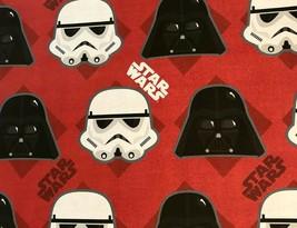 2 Rolls Star Wars StormTrooper Darth Vader Christmas Birthday Gift Wrap Paper - $23.74