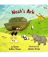 Noah's Ark [Board book] Collins Thoms, Susan and Stoop, Naoko - $6.76