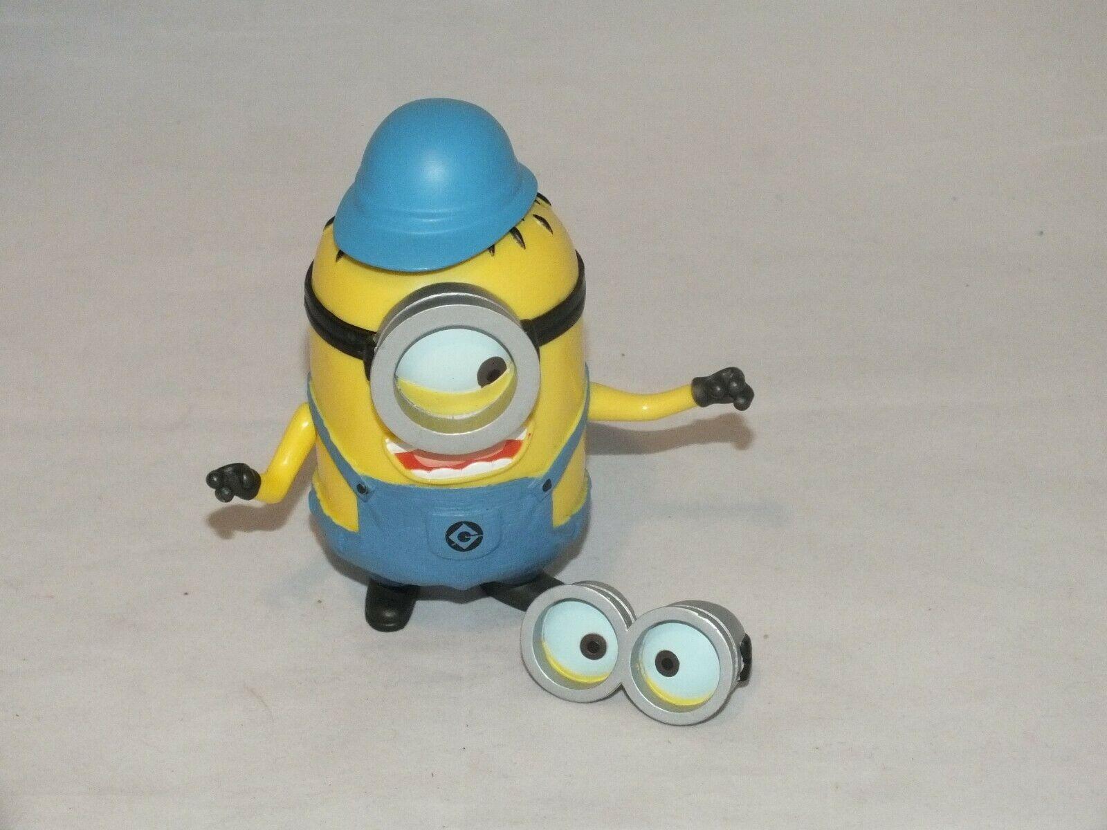 Build A Minion Despicable Me Minion Mayhem Figure Universal Studios - $13.65