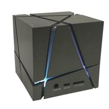 New Wireless Bluetooth Speaker With Microphone LED Flashing Light Subwoofer - $44.99