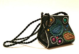 Raine Just The Right Shoe Jewels Purse 25337 Miniature Collectible Retir... - $28.70