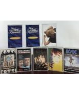 Lot Of 8 Cassette Song - $9.50