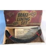 Vintage Stoprite Brake Lining Set Western Auto w/Box Instructions 1953 S... - $22.00