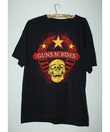 Rare Guns n Roses T-shirt, Chinese Democracy European Tour, GNR Tee, Gil... - $59.99