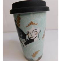 Starbucks 2018 Holiday Mermaid Double Wall Travel Tumbler 12 Oz - $29.69